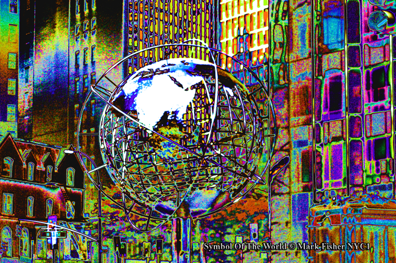 Symbol Of The World © Mark Fisher NYC1-0018