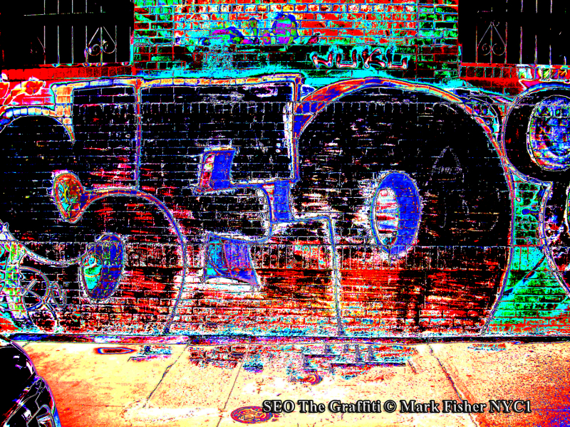 SEO The Graffiti © Mark Fisher NYC1-0058